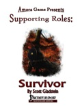 Supporting Roles: Survivor (PFRPG) PDF