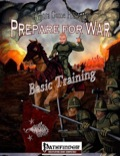 Prepare for War: Basic Training (PFRPG) PDF