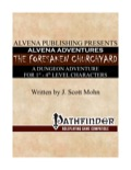 Alvena Adventures: The Forsaken Churchyard (PFRPG) PDF