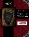 Buck-A-Batch: Magic Shields 2 (4E) PDF