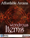 Affordable Arcana: Wondrous Items (PFRPG) PDF