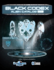 The Black Codex - Alien Catalog Entry 1 PDF