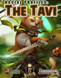 Racial Profiles: The Tavi (PFRPG) PDF