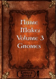 Name Maker 3: Gnomes PDF