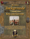 5th Edition Backgrounds: King and Country (5E) PDF