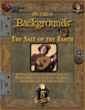 5th Edition Backgrounds: Salt of the Earth (5E) PDF