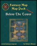 Map Pack: Below the Tower—Dungeon PDF