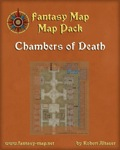 Fantasy Maps: Chambers of Death PDF