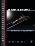 21 Pirate Groups (OGL) PDF