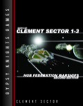 Ships of Clement Sector, Vol. 1–3: Hub Federation Warships—2nd Edition (OGL) PDF