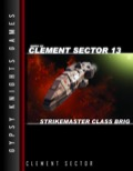 Ships of Clement Sector, Vol. 13: Strikemaster-Class Brig (OGL) PDF