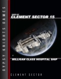 Ships of Clement Sector 15: Milligan-class Hospital Ship (OGL) PDF