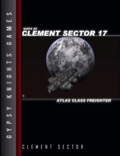 Ships of Clement Sector 17: Atlas-class Freighter (OGL) PDF