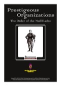 Prestigeous Organizations: The Order of the Nullblades (PFRPG) PDF