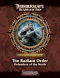 Thunderscape: The Radiant Order (PFRPG) PDF