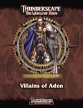 Thunderscape: Villains of Aden (PFRPG) PDF