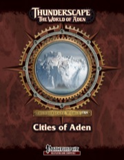 Thunderscape: Cities of Aden (PFRPG) PDF