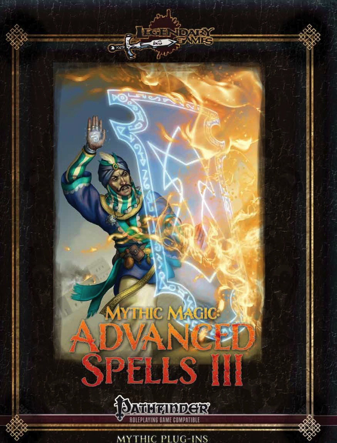 Mythic Magic: Advanced Spells III (PFRPG) PDF