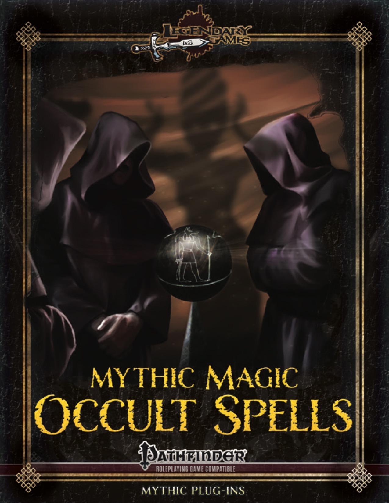 Mythic Magic: Occult Spells (PFRPG) PDF