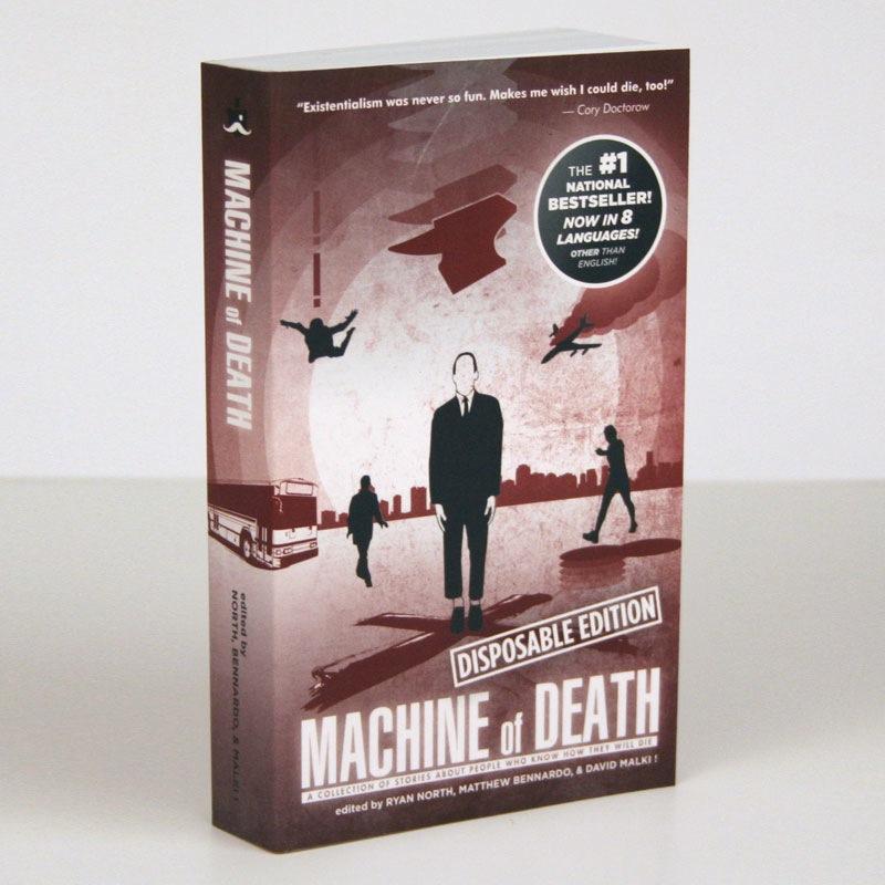 paizo com - Machine of Death—Disposable Edition