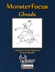 Monster Focus: Ghouls (PFRPG) PDF