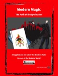 Modern Magic: The Path of the Spellcaster (PFRPG) PDF