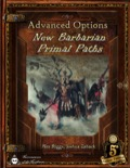 Advanced Options: New Barbarian Primal Paths (5E) PDF
