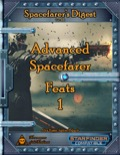 Spacefarer's Digest 006: Advanced Spacefarer Feats 1 (SFRPG) PDF