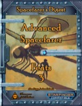 Spacefarer's Digest 008: Advanced Spacefarer Feats 3 (SFRPG) PDF