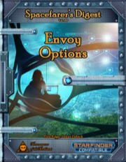 Spacefarer's Digest 010: Envoy Options (SFRPG) PDF
