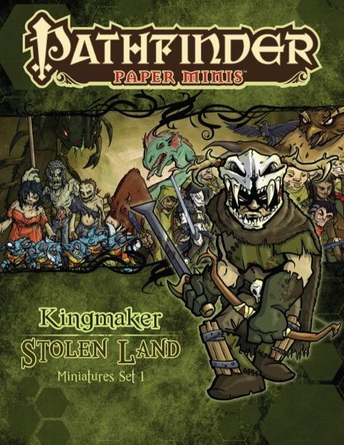 pathfinder paper minis pdf download
