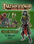 Pathfinder Paper Minis—Jade Regent Adventure Path Part 1: