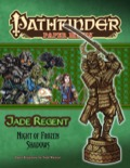 Pathfinder Paper Minis—Jade Regent Adventure Path Part 2: