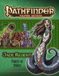 Pathfinder Paper Minis—Jade Regent Adventure Path Part 4: