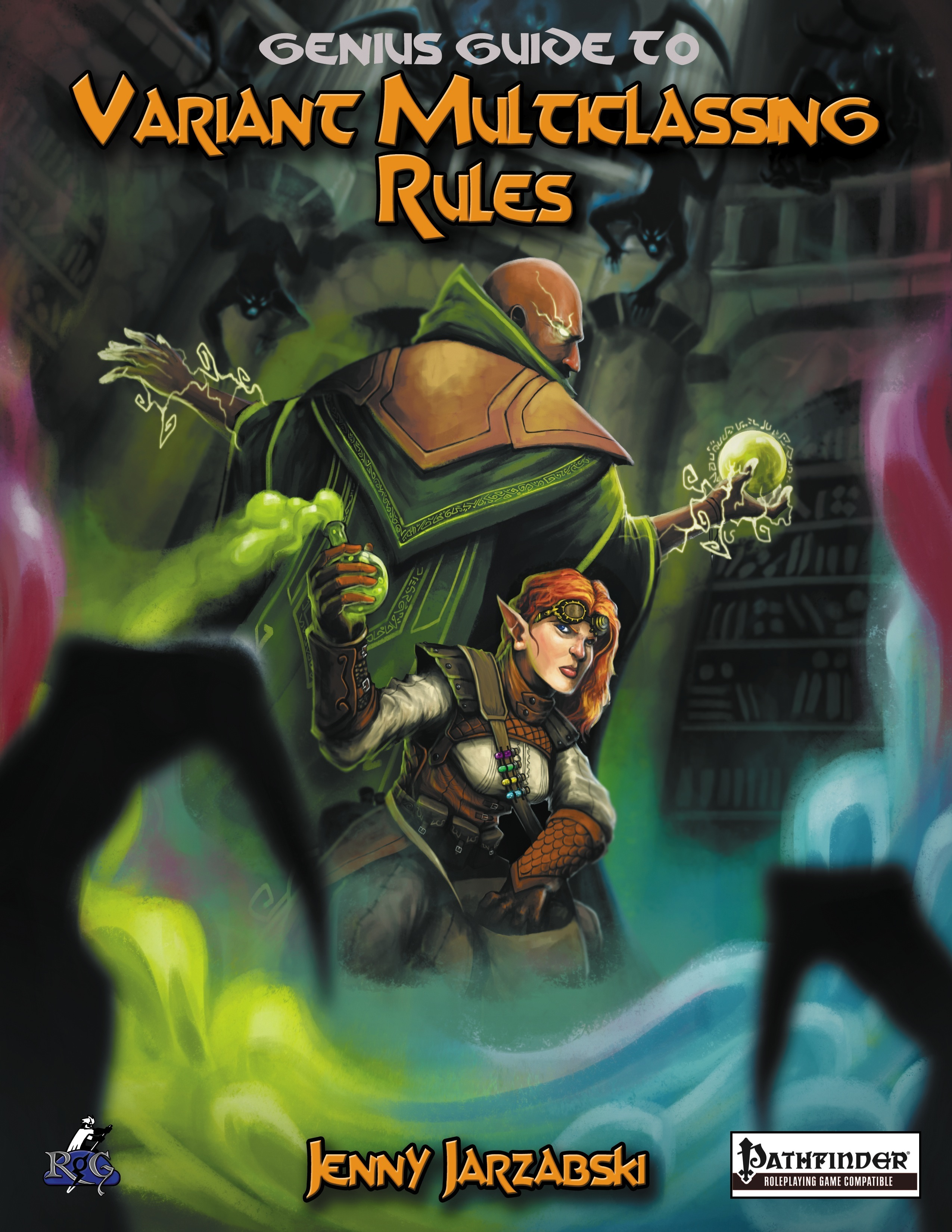 Paizo Com The Genius Guide To Variant Multiclassing Rules Pfrpg Pdf