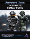Starfarer's Codex: Coordinated Combat Feats (SFRPG) PDF