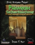 Four Horsemen Present: Pakuvresh, the Flesh Golem Factory (PFRPG) PDF