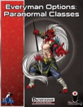 Everyman Options: Paranormal Classes (PFRPG) PDF