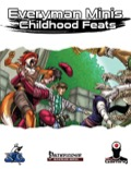 Everyman Minis: Childhood Feats (PFRPG) PDF