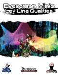 Everyman Minis: Leyline Qualities (PFRPG) PDF