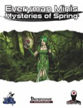 Everyman Minis: Mysteries of Spring (PFRPG) PDF