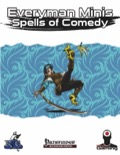 Everyman Minis: Spells of Comedy (PFRPG) PDF