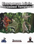 Everyman Minis: Microsized Templates (PFRPG) PDF