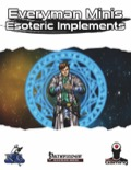 Everyman Minis: Esoteric Implements (PFRPG) PDF