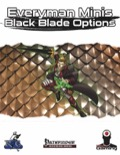 Everyman Minis: Black Blade Options (PFRPG) PDF