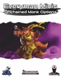 Everyman Minis: Unchained Monk Options (PFRPG) PDF
