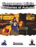 Everyman Minis: Mysteries of Autumn (PFRPG) PDF