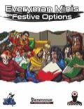 Everyman Minis: Festive Options (PFRPG) PDF