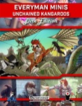 Everyman Minis: Unchained Kangaroos: Dire Edition (PFRPG) PDF