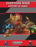 Everyman Minis: Mystery of Music (PFRPG) PDF